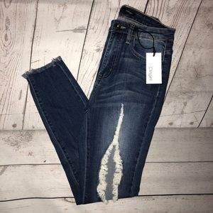 🔥HOT DEAL🔥   Ripped Skinny Jeans